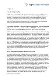 5 Fragen an Prof Dr Juergen Zulley.pdf, Seiten 1-4 - Report ...