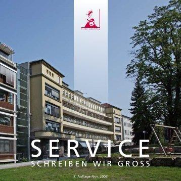 SERVICE - Alice-Hospital