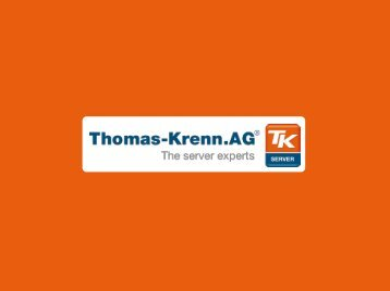 Slide 1/17 - Thomas-Krenn.AG