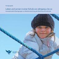 Leben und Lernen in einer Schule von Jahrgang 1 bis 10 - Wartburg