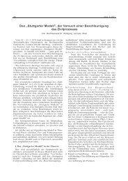 Stuttgarter Modell - Rechtsanwalt Dr. Wolfgang Lenneis