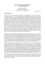 Jahresbericht des Superintendenten - Evangelischer Kirchenkreis ...