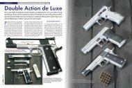 Double Action de Luxe - BAWO Custom Guns