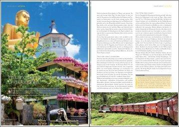 Im Land der Elefanten und Buddhas - Honeymoontip