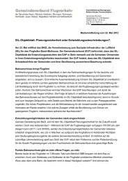 SIL-Objektblatt: Planungssicherheit oder ... - firma-web