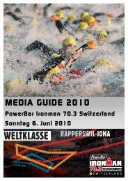 WELTKLASSE - Ironman Switzerland