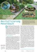 WasSerleben-Fonds fördert Projekte an ... - Naturschutzbund - Seite 5