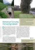 WasSerleben-Fonds fördert Projekte an ... - Naturschutzbund - Seite 6