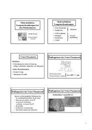 (PowerPoint - Nicht-infekti\366se Lungenerkrankungen Wdk 2008)