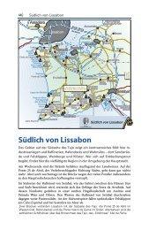 Südlich von Lissabon - Michael Müller Verlag