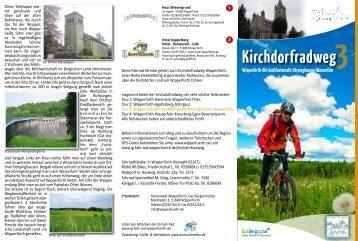 Tour 3 - Wipperfürth