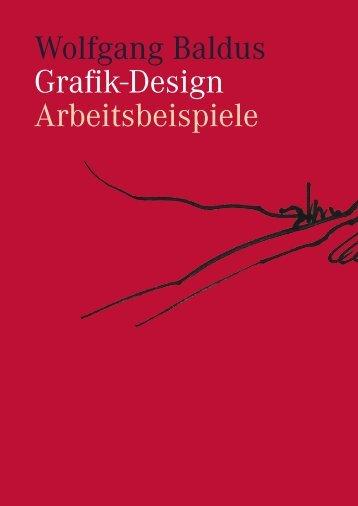 Wolfgang Baldus Grafik-Design Arbeitsbeispiele