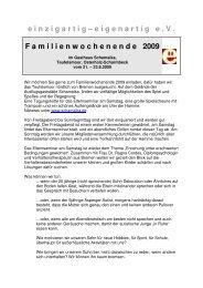 Schamaika 09-05-18 - Einzigartig-eigenartig e.V.