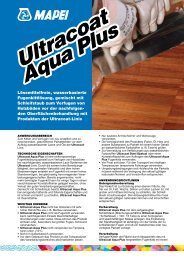 Ultracoat Aqua Plus Ultracoat Aqua Plus - Mapei