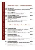 Antipasti -Vorspeisen Antipasti -Vorspeisen - Seite 6