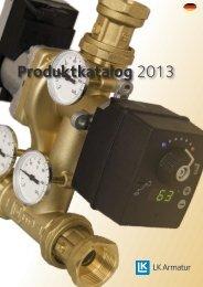 Produktkatalog 2013 - LK Valves AB