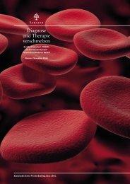 Diagnose und Therapie verschmelzen - Bank Sarasin-Alpen