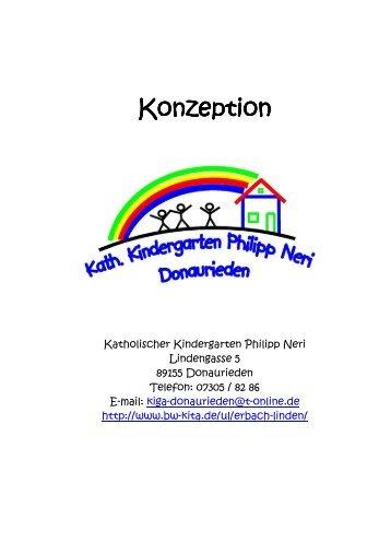 Konzeption anzeigen - Kitas in Baden-Württemberg
