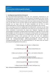 Photonenkorrelationsspektroskopie - Pharmazie-lehrbuch.de