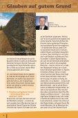 Auf gutem Grund gebaut - Lebendige Gemeinde - Page 4