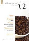 Informationen und Neuheiten aus der Kaffeewelt ... - Newscai - Page 4