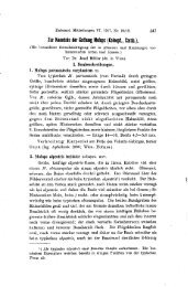 Zur Kenntnis der Gattung Molops (Coleopt., Carab.).