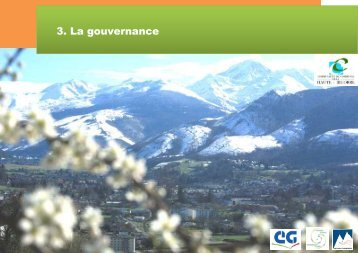 3. La gouvernance