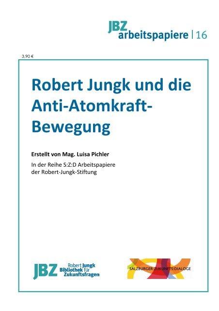ENDTEXT JBZ AP 16 Pichler nlo - JBZ-Arbeitspapiere
