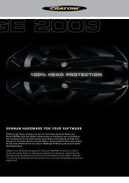 100% HEAD PROTECTION GERMAN HARDWARE FOR YOUR SOFTWARE