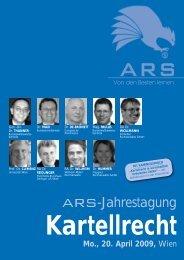 ARS-Jahrestagung - Willheim   Müller
