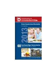 68hochwertige Gutscheine Kreis Euskirchen/Nordeifel