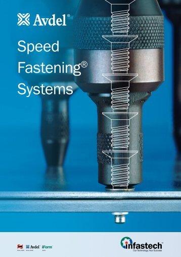 Avdel Speed Rivet - Technology Components Southwest