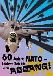 60Jahre NATO – - Anarchistische Gruppe Mannheim