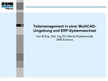 SMS Eumuco - CADENAS Industry-Forum