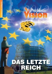 PV 63 German - David Hathaway / Prophetic Vision / Eurovision