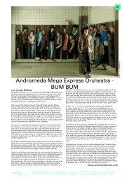 BUM BUM - soniq performing arts