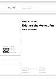 Erfolgreicher Verkaufen - my-cme.de