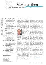 214-Mitteilungsblatt-07-10 [PDF, 1.65 MB] - St. Margrethen