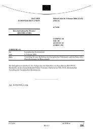 6174/04 - Öffentliches Register der Ratsdokumente - Europa