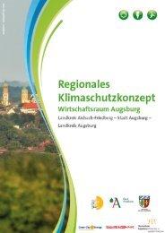 Regionales Klimaschutzkonzept - Regio Augsburg Wirtschaft