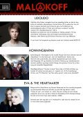 LINEUP MALAKOFF ROCKFESTIVAL 2013 - Fylkesmagasinet - Page 5