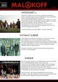 LINEUP MALAKOFF ROCKFESTIVAL 2013 - Fylkesmagasinet - Page 7