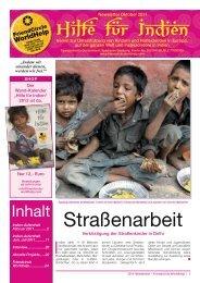 Straßenarbeit - freundeskreis-indienhilfe.com