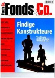 Interview mit Fonds & Co. - Fachgebiet für Waldinventur und ...
