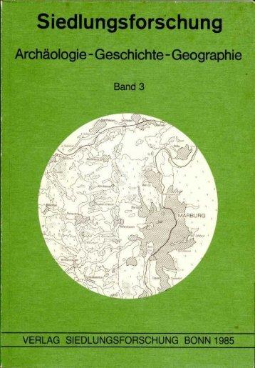 Methodische und konzeptionelle Weiterentwicklungen in der ...