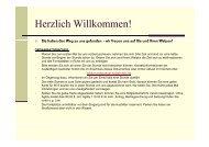 Infos für alle Neuen - Hundeschule Pfotentreff Holzkirchen