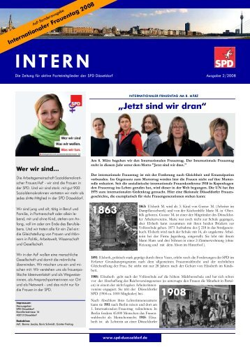 INTERN - SPD Düsseldorf