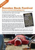 sweden rock festival - Agonyzone - Page 4