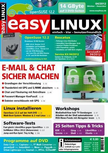 EasyLinux - Medialinx Shop