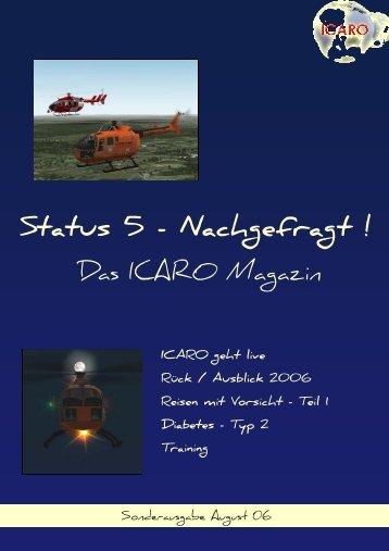 Status 5 - Nachgefragt ! - ICARO-Group